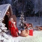Craciun in Laponia - Tara lui Mos Craciun